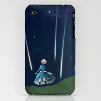 iPhone 3Gs & iPhone 3G Cases featuring Howl's Moving Castle by IllustrateKate