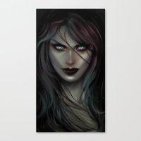 Naamah Canvas Print