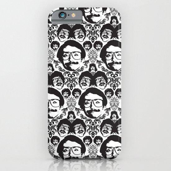 CREEPY DAMASK iPhone & iPod Case
