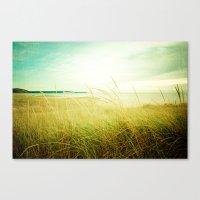 Beach Times Canvas Print