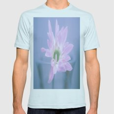 Anticipation Mens Fitted Tee Light Blue SMALL