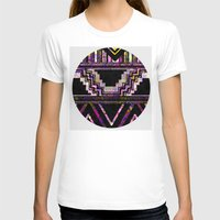 native american T-shirts featuring Native American by Ben Geiger