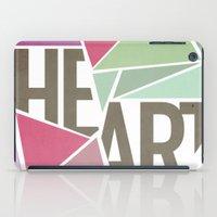 BROKEN HEART  iPad Case