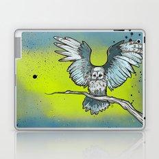 Stirgi the Owl Laptop & iPad Skin