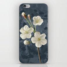It Blooms My Cherry Tree iPhone & iPod Skin