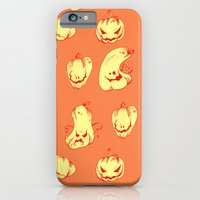 Crazy Pumpkin Party iPhone 6 Slim Case