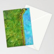 Caterpillar Shoe Fetish Stationery Cards