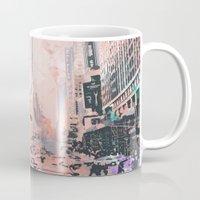 time square/new york Mug