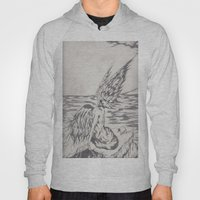 Angel On Rocks Hoody