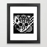 Neleus Framed Art Print
