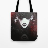 Abstract Grunge JJ Color  Tote Bag