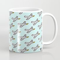 003_bird Mug