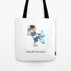 HYAKURETSU KYAKU! Tote Bag