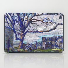 third time's the charm iPad Case