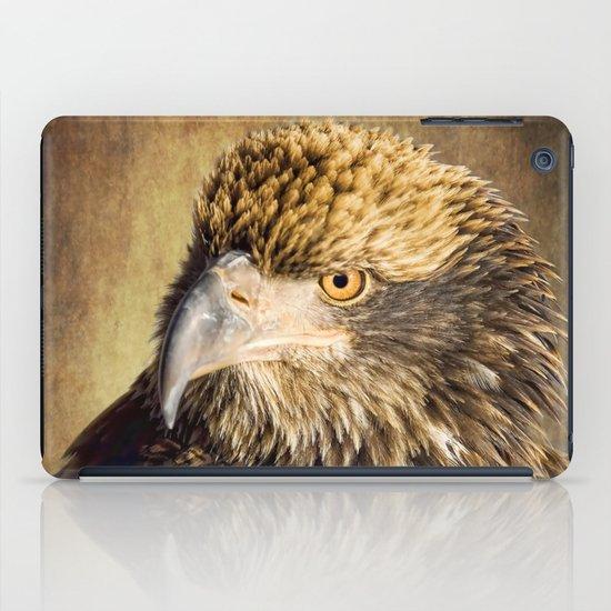 Fine Feathered Friend iPad Case