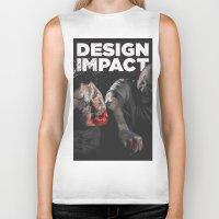 Design Impact Biker Tank
