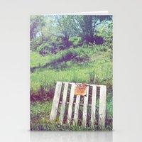 Eastern Edge of Refuge Stationery Cards