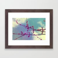 Aspire Framed Art Print