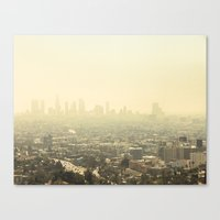 La La Land Canvas Print