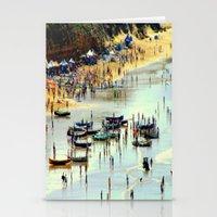 Rowing Regatta Stationery Cards