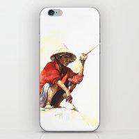 Scavenger iPhone & iPod Skin