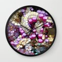 For the Love of BLING! Wall Clock