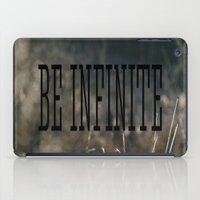 Be Infinate iPad Case