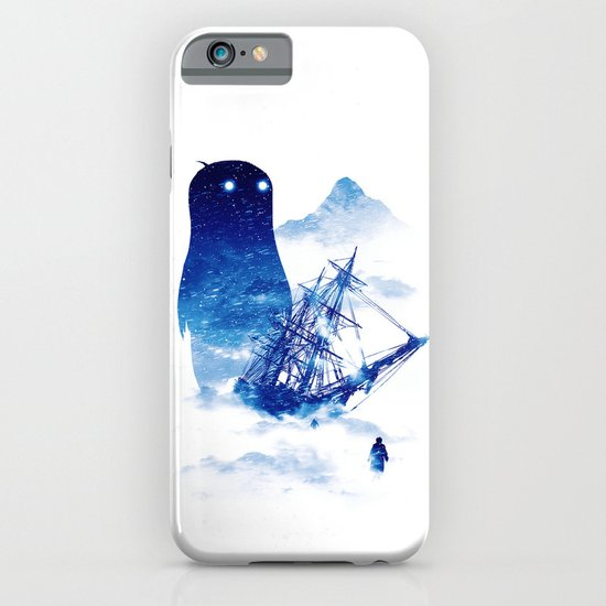 Abandon Ship iPhone & iPod Case