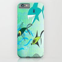 Fish Tale iPhone 6 Slim Case