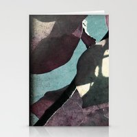 Fall Leaves  Stationery Cards