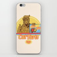 Cat Tarts iPhone & iPod Skin