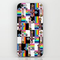 Jesus is The New Pattern iPhone & iPod Skin