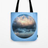 The sea... Tote Bag