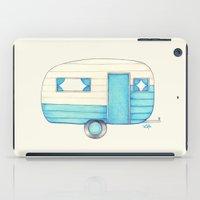 Caravan Palace iPad Case