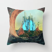 Duende Throw Pillow