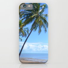 Palm trees and sea. iPhone 6s Slim Case