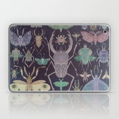 Entomologist's Wish (The Neon Version) Laptop & iPad Skin
