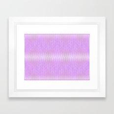 Eye line Framed Art Print