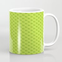 Dogs-Green Mug