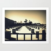 Koutoubia in Marrakesh Art Print