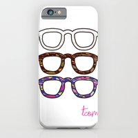 iPhone & iPod Case featuring Glasses by @thecultureofme