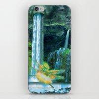 Water Sprite Ballet iPhone & iPod Skin