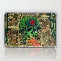 45 Death Soldier Laptop & iPad Skin