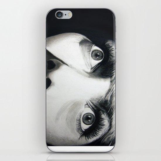 Rearview Mirror iPhone & iPod Skin