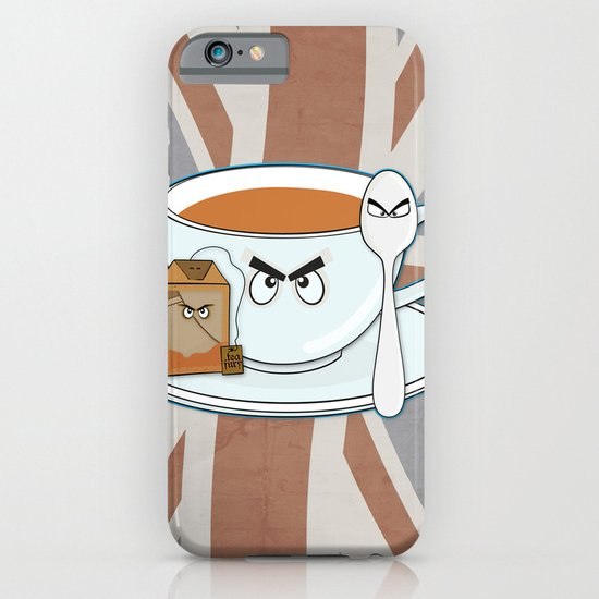 Tea fury iPhone & iPod Case