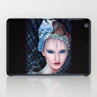 geai bleu iPad Case