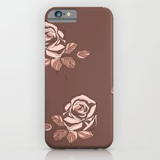 Ditsy Rose iPhone 6s Slim Case