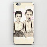 Meet The Valentines iPhone & iPod Skin