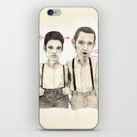 Meet the Valentines iPhone & iPod Skin