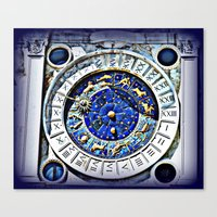 Life Timing Canvas Print